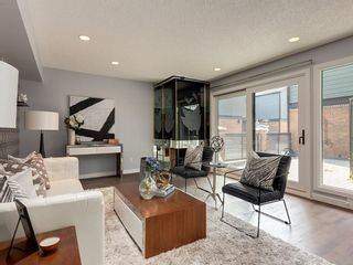 Photo 7: 5 1754 8 Avenue NW in Calgary: Hillhurst Row/Townhouse for sale : MLS®# A1081248