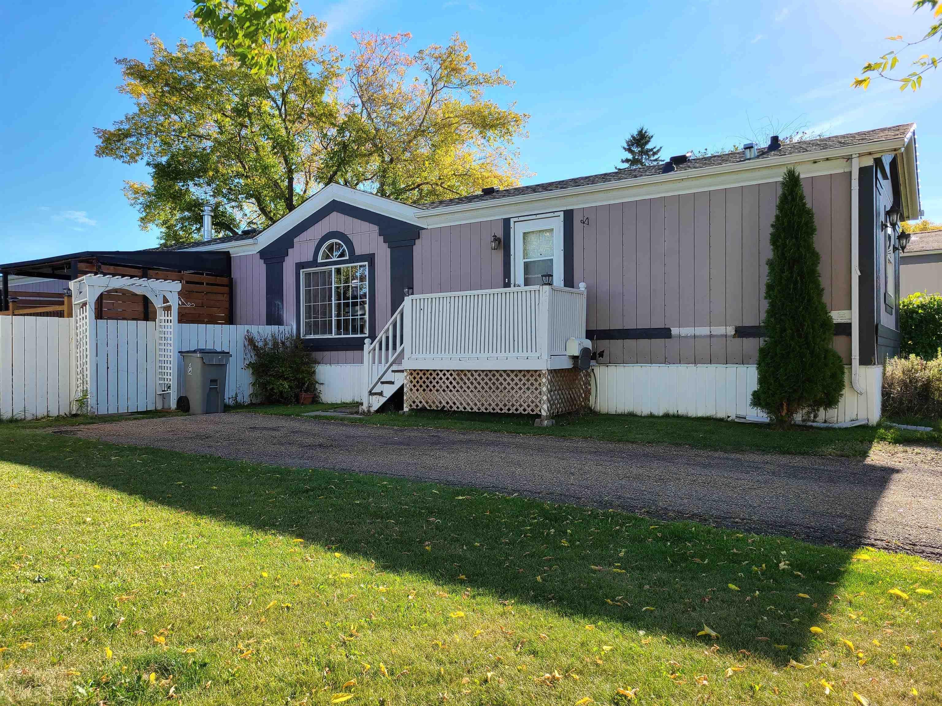 Main Photo: 137 Willow Park Estates: Leduc Mobile for sale : MLS®# E4262743