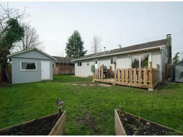 Main Photo: 5098 208TH STREET in : Langley City House for sale : MLS®# F1315049