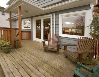 Photo 9: 2731 OLIVER in Vancouver: Arbutus House for sale (Vancouver West)  : MLS®# V693406
