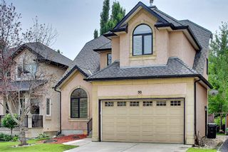 Main Photo: 98 Westridge Crescent SW in Calgary: West Springs Detached for sale : MLS®# A1129592
