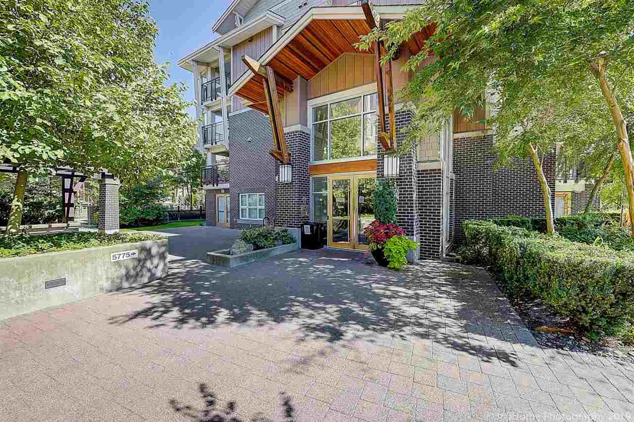 Main Photo: 309 5775 IRMIN Street in Burnaby: Metrotown Condo for sale (Burnaby South)  : MLS®# R2402273