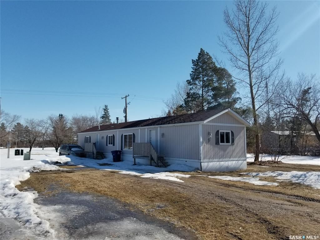 Main Photo: 24 Brentwood Trailer Court in Unity: Residential for sale : MLS®# SK845645