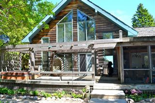 Photo 1: 1 Pelican Point Road in Victoria Beach: Victoria Beach Restricted Area Residential for sale (R27)  : MLS®# 202113990