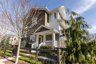 """Photo 2: 1 288 171 Street in Surrey: Pacific Douglas Townhouse for sale in """"The Crossing"""" (South Surrey White Rock)  : MLS®# R2551643"""