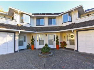 """Photo 1: 412 19645 64TH Avenue in Langley: Willoughby Heights Townhouse for sale in """"Highgate Terrace"""" : MLS®# F1325076"""