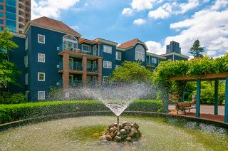 "Photo 3: 406 3065 PRIMROSE Lane in Coquitlam: North Coquitlam Condo for sale in ""LAKESIDE TERRACE"" : MLS®# R2381965"
