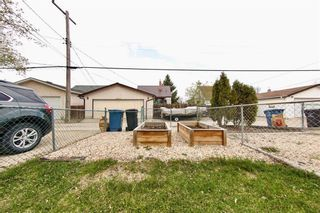 Photo 24: 107 Vivian Avenue in Winnipeg: St Vital Residential for sale (2D)  : MLS®# 202110705
