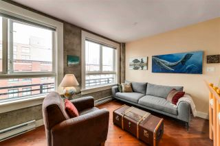 "Photo 2: 406 1216 HOMER Street in Vancouver: Yaletown Condo for sale in ""The Murchies Building"" (Vancouver West)  : MLS®# R2575743"