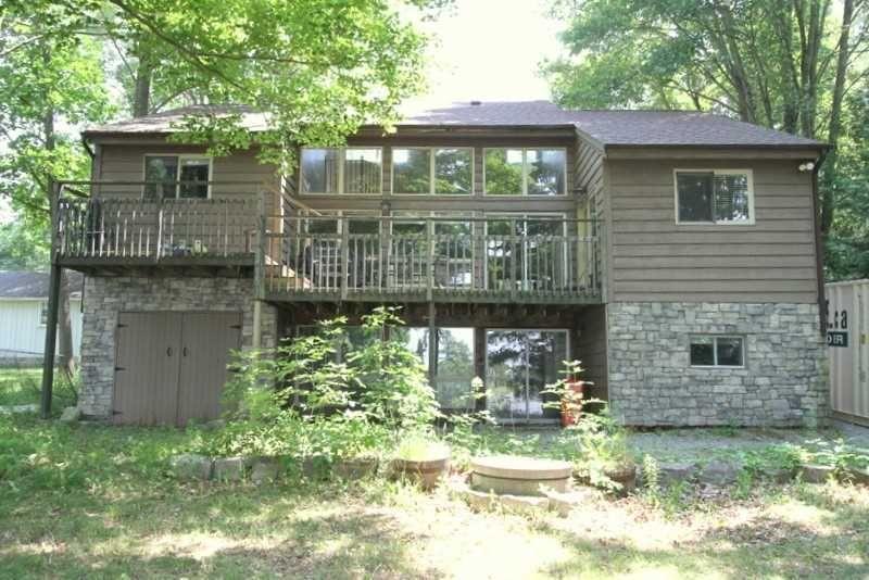 Main Photo: 14 Rockside Lane in Kawartha Lakes: Rural Carden House (1 1/2 Storey) for sale : MLS®# X4815972