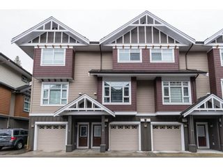 """Photo 1: 33 2979 156TH Street in Surrey: Grandview Surrey Townhouse for sale in """"Enclave"""" (South Surrey White Rock)  : MLS®# R2141367"""