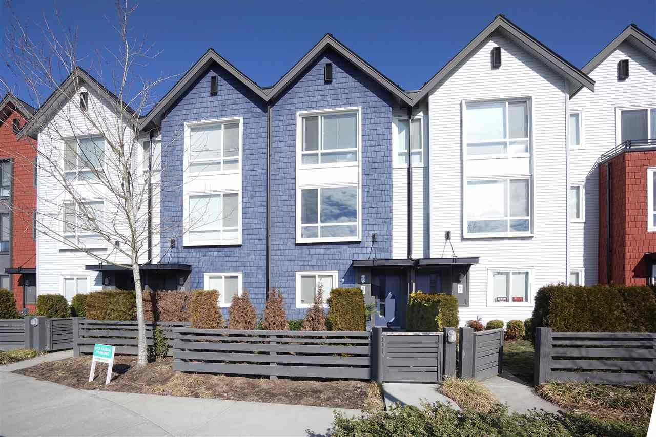 """Main Photo: 66 2310 RANGER Lane in Port Coquitlam: Riverwood Townhouse for sale in """"FREMONT BLUE"""" : MLS®# R2346448"""