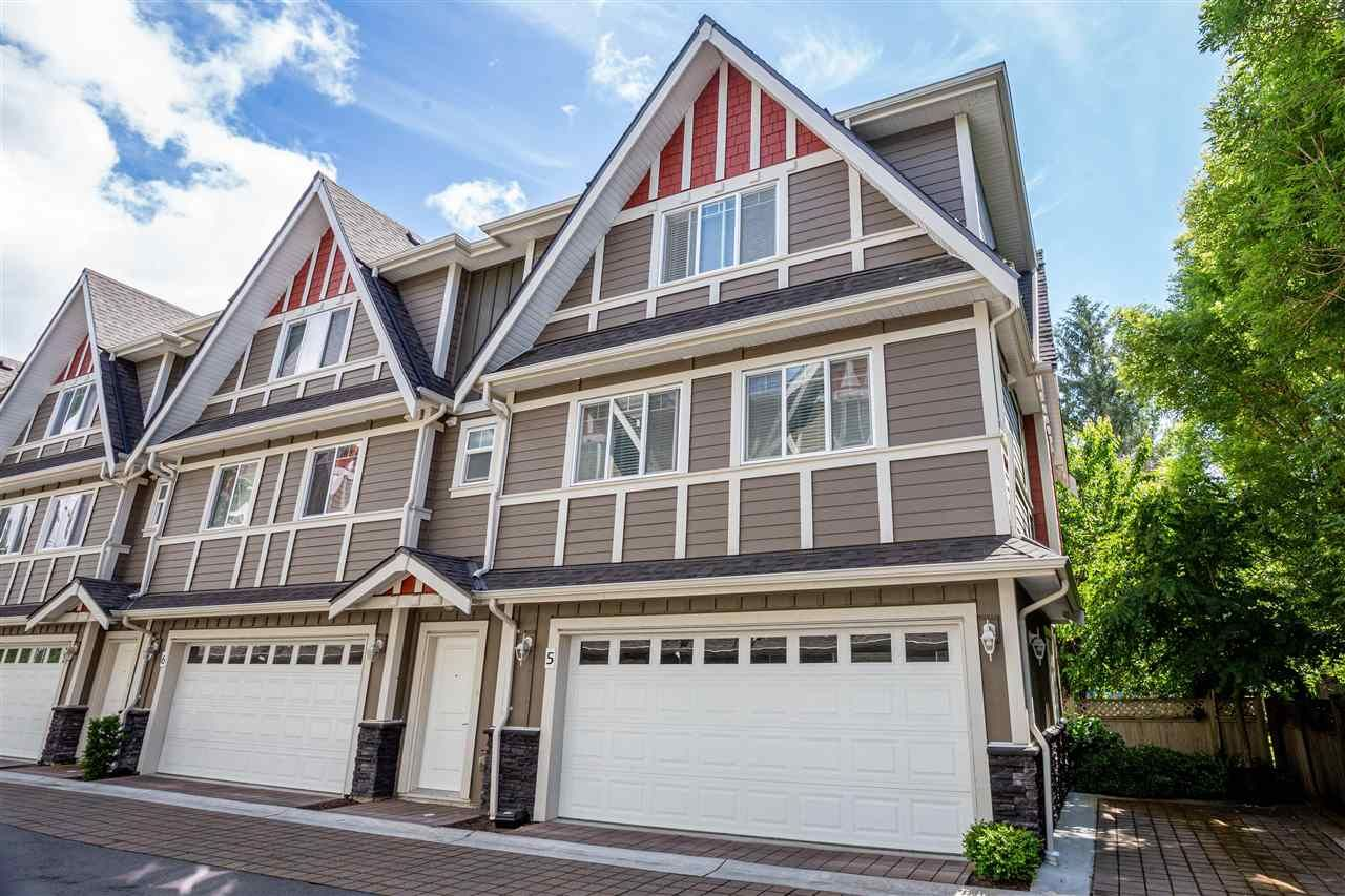 """Photo 2: Photos: 5 9000 GENERAL CURRIE Road in Richmond: McLennan North Townhouse for sale in """"WINSTON GARDENS"""" : MLS®# R2592878"""