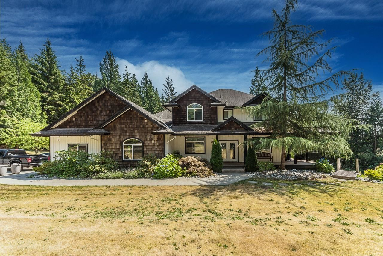 Main Photo: 12520 CATHY Crescent in Mission: Stave Falls House for sale : MLS®# R2607188
