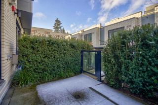 """Photo 10: 1 593 W KING EDWARD Avenue in Vancouver: Cambie Townhouse for sale in """"KING EDWARD GREEN"""" (Vancouver West)  : MLS®# R2539639"""