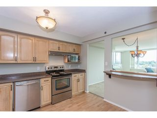 """Photo 6: 1405 3170 GLADWIN Road in Abbotsford: Central Abbotsford Condo for sale in """"Regency Tower"""" : MLS®# R2318450"""