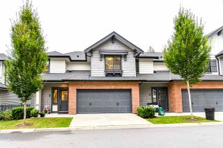 """Photo 1: 26 3461 PRINCETON Avenue in Coquitlam: Burke Mountain Townhouse for sale in """"BRIDLEWOOD"""" : MLS®# R2500651"""