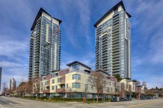 """Photo 2: 1204 2225 HOLDOM Avenue in Burnaby: Central BN Condo for sale in """"Legacy"""" (Burnaby North)  : MLS®# R2551402"""
