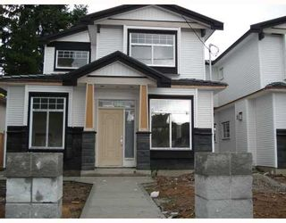 Photo 2: 7152 CANADA Way in Burnaby: Burnaby Lake 1/2 Duplex for sale (Burnaby South)  : MLS®# V764368