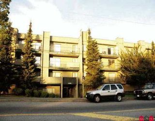 """Photo 1: 214 10468 148TH ST in Surrey: Guildford Condo for sale in """"GUILDFORD GREEN"""" (North Surrey)  : MLS®# F2613113"""
