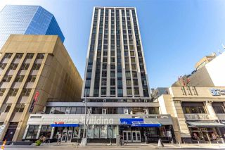 Photo 20: 510 10024 JASPER Avenue in Edmonton: Zone 12 Condo for sale : MLS®# E4228063