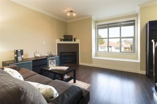"""Photo 3: 205 3788 NORFOLK Street in Burnaby: Central BN Townhouse for sale in """"Panacasa"""" (Burnaby North)  : MLS®# R2239657"""