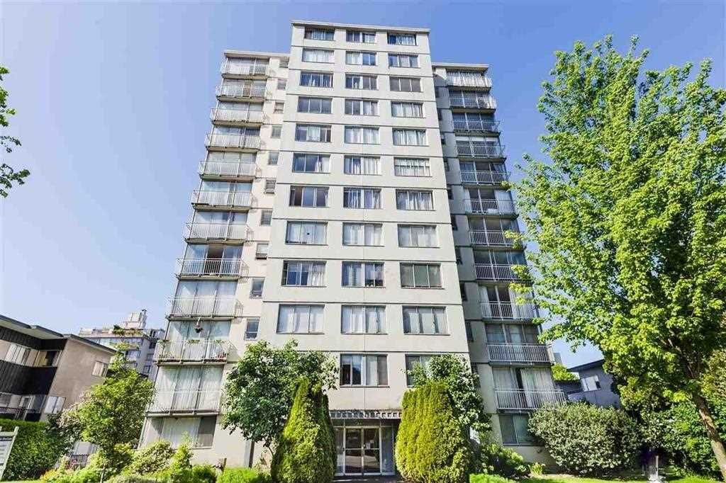 """Main Photo: 706 1250 BURNABY Street in Vancouver: West End VW Condo for sale in """"Horizon"""" (Vancouver West)  : MLS®# R2587984"""