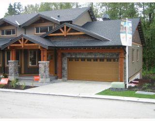 """Photo 1: 73 24185 106B Avenue in Maple Ridge: Albion 1/2 Duplex for sale in """"TRAILS EDGE"""" : MLS®# V810261"""