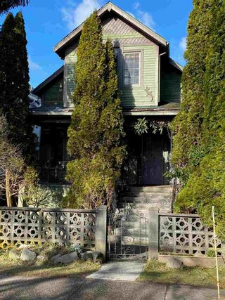 Main Photo: 523 E 11TH Avenue in Vancouver: Mount Pleasant VE House for sale (Vancouver East)  : MLS®# R2541530