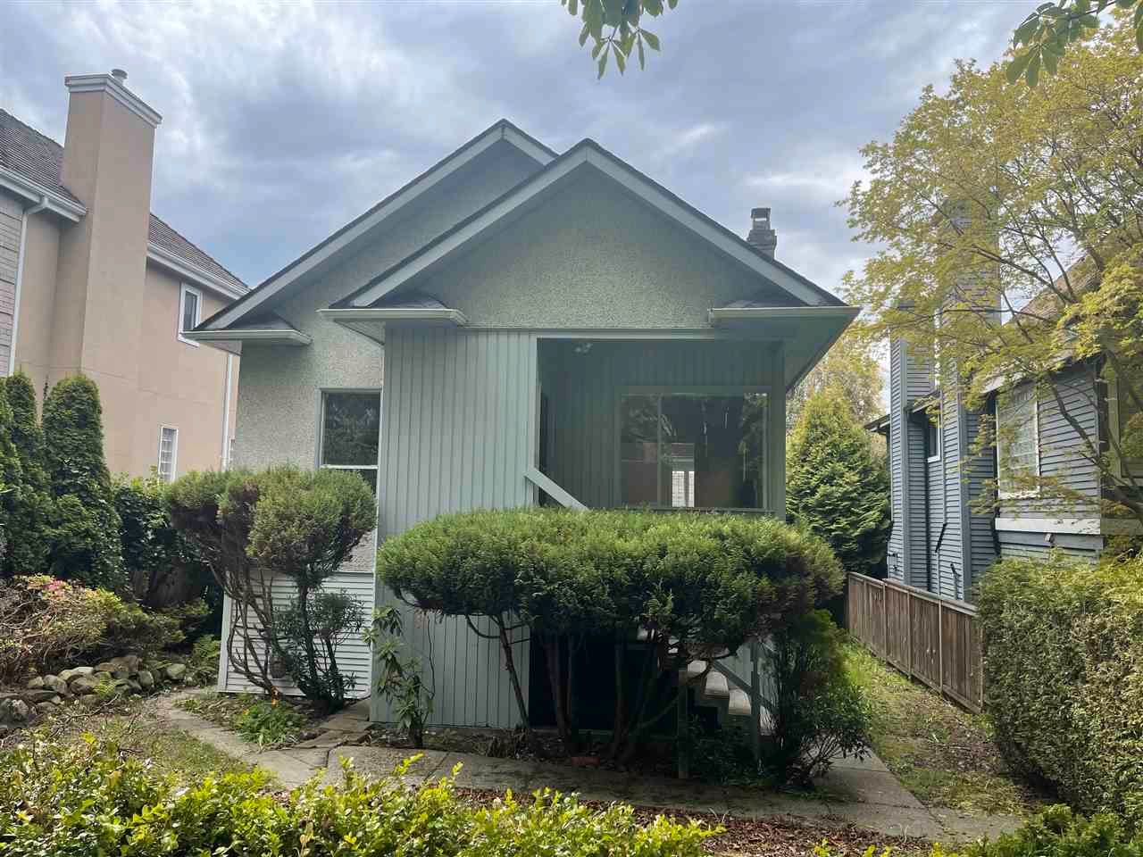 Main Photo: 2974 W 42ND Avenue in Vancouver: Kerrisdale House for sale (Vancouver West)  : MLS®# R2578698