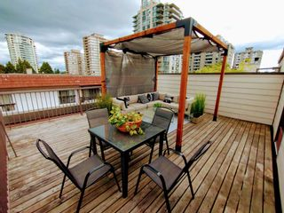 """Photo 23: 310 737 HAMILTON Street in New Westminster: Uptown NW Condo for sale in """"The Courtyards"""" : MLS®# R2597466"""