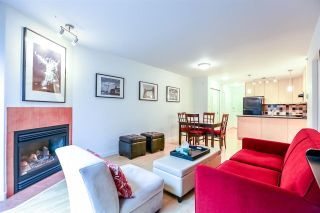 Photo 7: 808 819 HAMILTON STREET in Vancouver: Downtown VW Condo for sale (Vancouver West)  : MLS®# R2118682