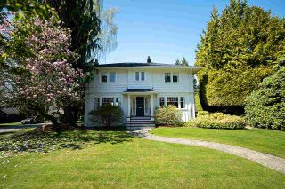 Photo 1: 6991 WILTSHIRE Street in Vancouver: South Granville House for sale (Vancouver West)  : MLS®# R2573386