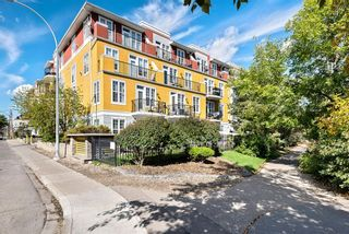Main Photo: 104 208 Holy Cross SW in Calgary: Mission Apartment for sale : MLS®# A1147247