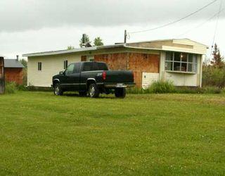 Photo 1: 28880 CHIEF LK Road in Prince George: Nukko Lake Manufactured Home for sale (PG Rural North (Zone 76))  : MLS®# N165040
