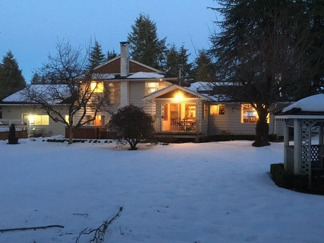 """Main Photo: 5535 250 Street in Langley: Salmon River House for sale in """"Salmon River"""" : MLS®# R2138653"""