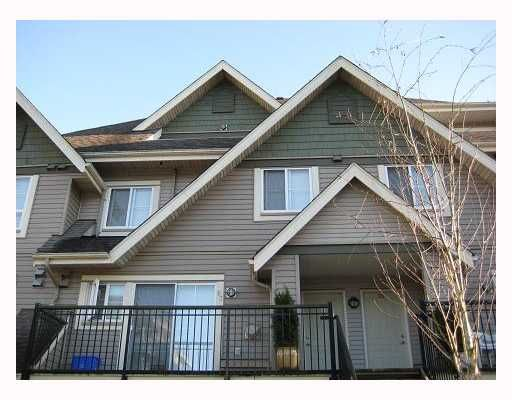 "Main Photo: 63 9339 ALBERTA Road in Richmond: McLennan North Townhouse for sale in ""TRELLAINE"" : MLS®# V761521"