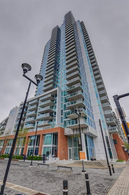 Main Photo: 1301 510 6 Avenue SE in Calgary: Downtown East Village Apartment for sale : MLS®# A1110885