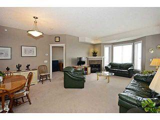 Photo 7: 424 15 EVERSTONE Drive SW in CALGARY: Evergreen Condo for sale (Calgary)  : MLS®# C3611347