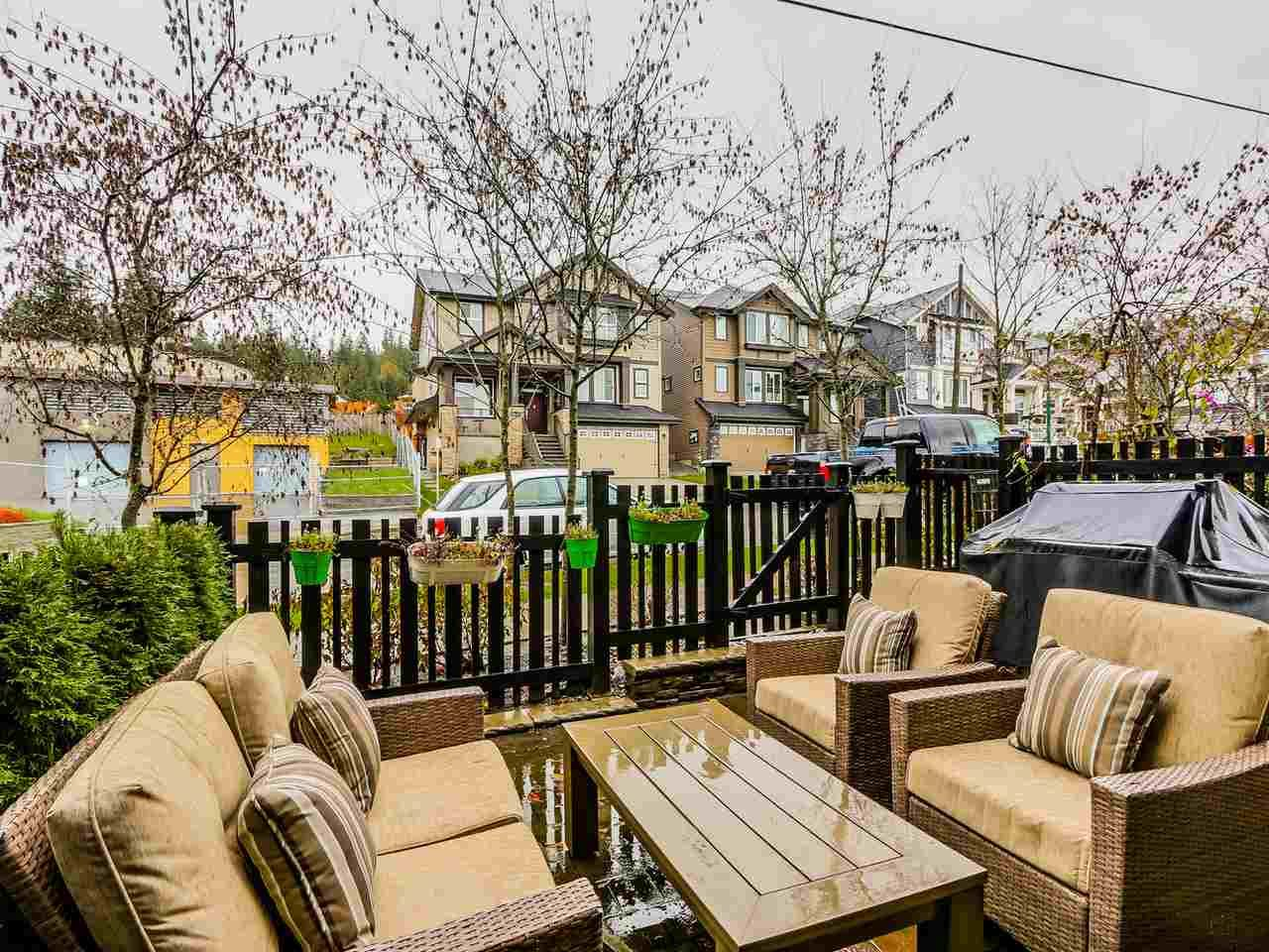 """Photo 20: Photos: 102 1480 SOUTHVIEW Street in Coquitlam: Burke Mountain Townhouse for sale in """"CEDAR CREEK NORTH"""" : MLS®# R2016018"""
