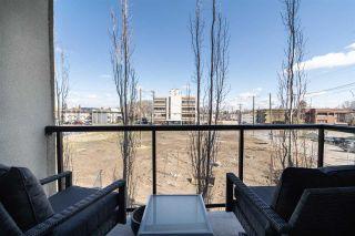 Photo 21: 220 10523 123 Street in Edmonton: Zone 07 Condo for sale : MLS®# E4243821