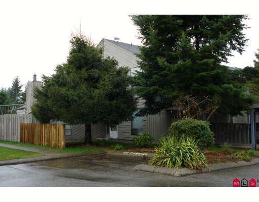"""Main Photo: 190 32550 MACLURE Road in Abbotsford: Abbotsford West Townhouse for sale in """"CLEARBROOK VILLAGE"""" : MLS®# F2805989"""