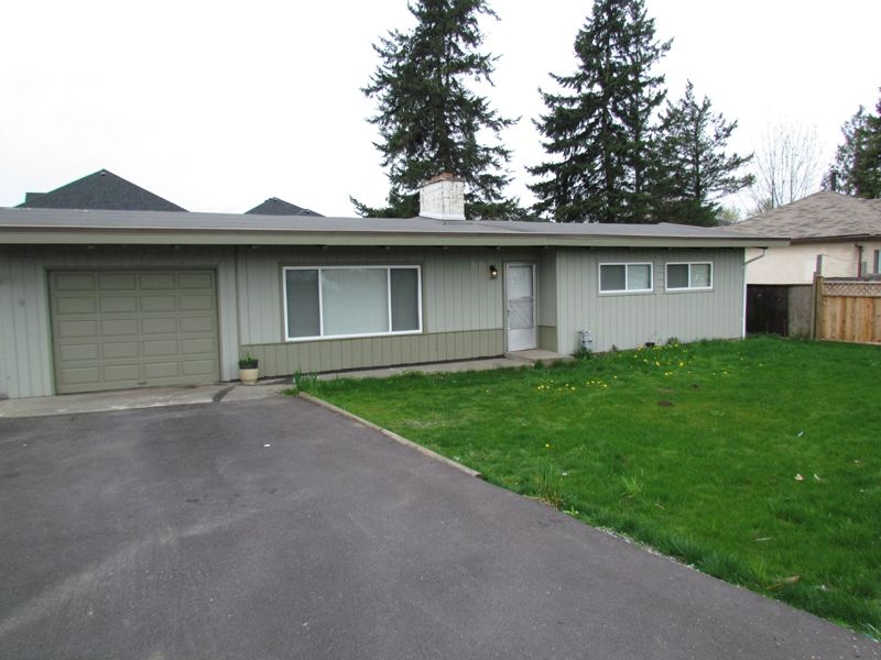 Main Photo: 3107 LEFEUVRE RD in ABBOTSFORD: Aberdeen House for rent (Abbotsford)