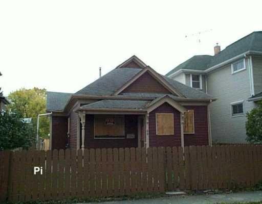 Main Photo: 66 HALLET Street in WINNIPEG: North End Residential for sale (North West Winnipeg)  : MLS®# 2802005