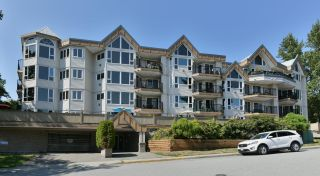 """Photo 1: 211 11595 FRASER Street in Maple Ridge: East Central Condo for sale in """"BRICKWOOD"""" : MLS®# R2612246"""