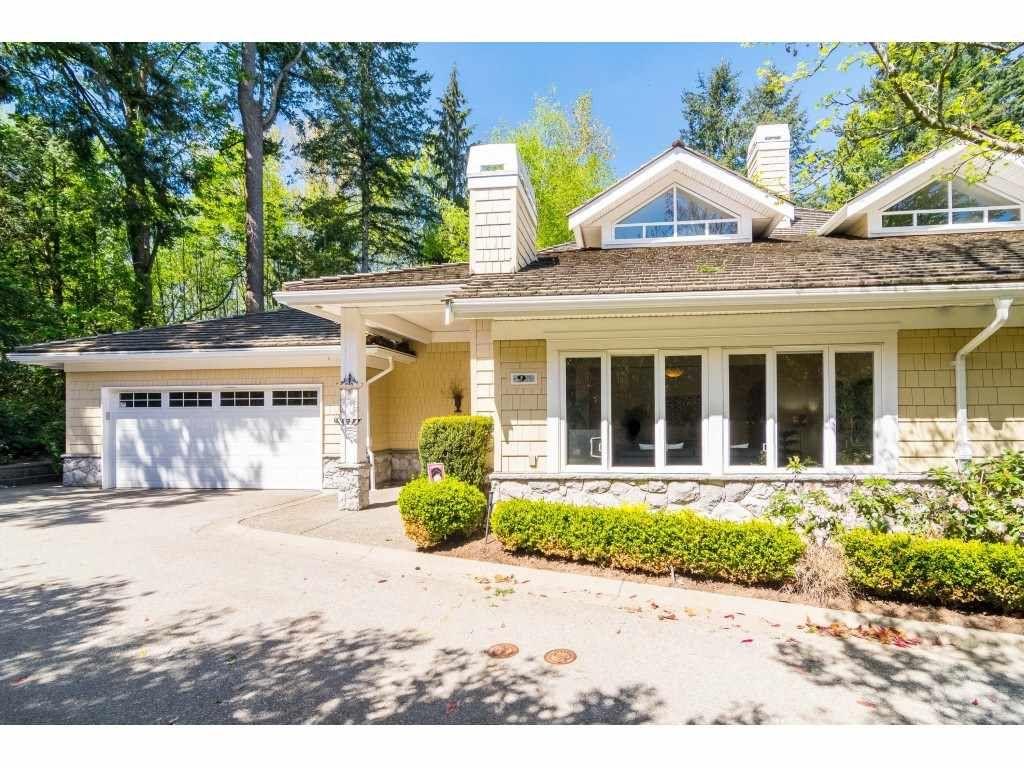 Main Photo: 9 3225 MORGAN CREEK WAY in Surrey: Morgan Creek Townhouse for sale (South Surrey White Rock)  : MLS®# R2365268