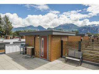 """Photo 27: 18 39769 GOVERNMENT Road in Squamish: Northyards Townhouse for sale in """"BREEZE"""" : MLS®# R2589642"""