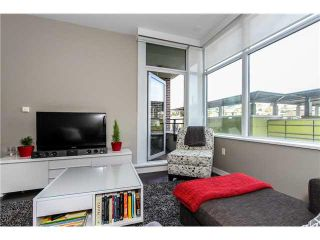 """Photo 7: 512 181 W 1ST Avenue in Vancouver: False Creek Condo for sale in """"BROOK-THE VILLAGE ON FALSE CREEK"""" (Vancouver West)  : MLS®# V1134606"""