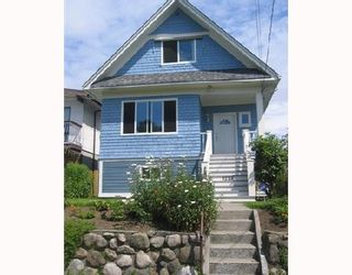 Photo 1: 1237 E 14TH Avenue in Vancouver: Mount Pleasant VE House for sale (Vancouver East)  : MLS®# V657021