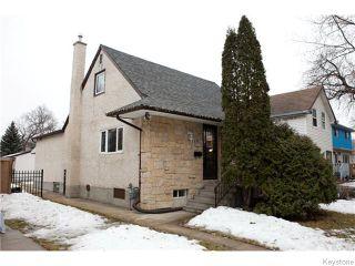 Photo 2: 146 Dupont Street in WINNIPEG: St Boniface Residential for sale (South East Winnipeg)  : MLS®# 1605583